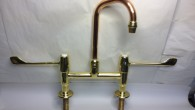 ******  FOR SALE  ****** We have prepared these styles of taps in chrome and nickel in the past, so why not take them back to their base materials...