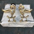 ***  FOR SALE  ***  Just one set  *** If you are in the market for purchasing a pair of Lefroy Brooks classic bath taps, you could...