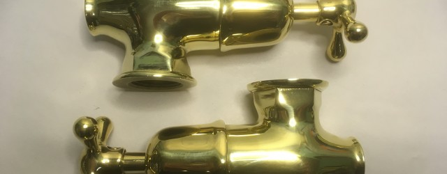 *****  FOR SALE  ***** Some people call them torpedo taps. Some, incorrectly call them Bib taps. But we know them as Globe taps. These units are 140mm (5.5″)...
