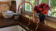 More fabulous feedback from a happy customer - Copper plating can be applied to taps, on the understanding that it oxidises quite quickly. But some of our clients are searching...